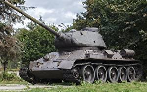 Fotos Panzer Denkmal T-34