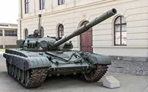 Wallpaper Tanks T-72 Russian M Army
