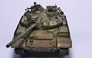 Photo Tanks Toys Russian T-55 Army