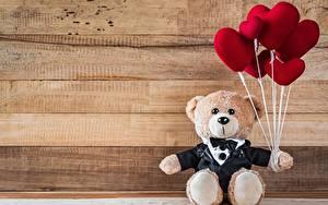 Fotos Teddy Valentinstag Herz