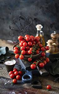 Hintergrundbilder Tomate Salz