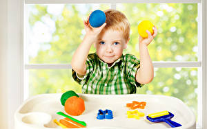 Images Toys Boys Hands Playing Balls Children