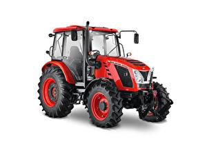 Hintergrundbilder Traktoren Rot Weißer hintergrund