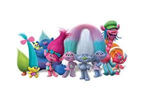 Fotos Troll (Mythologie) Trolls World Tour 2020 Zeichentrickfilm Animationsfilm