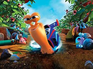 Hintergrundbilder Turbo (film) Schnecken Animationsfilm