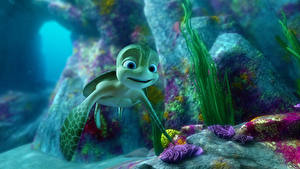 Fotos Schildkröten Unterwasserwelt Sammy's avonturen: De geheime doorgang 2010 3D-Grafik