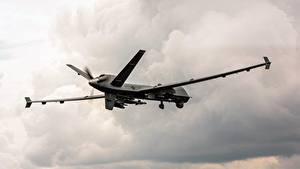 Fotos UAV Flug US MQ-9 Reaper US Air Force Luftfahrt