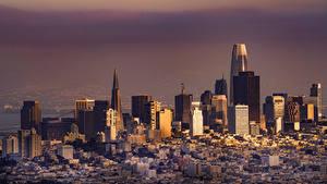 Bilder USA Haus Kalifornien San Francisco Städte