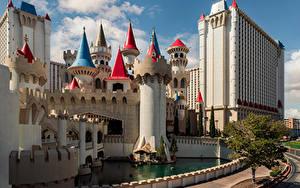 Fotos USA Gebäude Las Vegas Turm Städte
