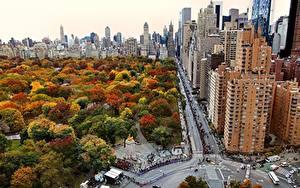 Fotos USA Haus Park New York City Manhattan