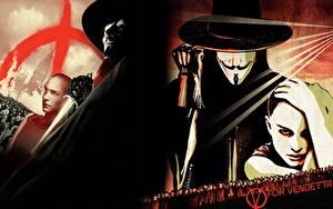Bilder V wie Vendetta Der Hut Film