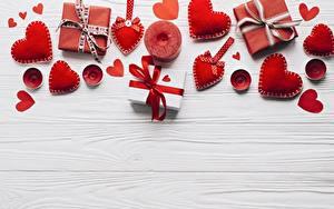 Hintergrundbilder Valentinstag Vorlage Grußkarte Herz Geschenke