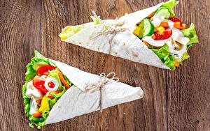 Desktop hintergrundbilder Gemüse Bretter lavash das Essen