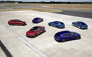 Bilder Volkswagen 2017-20 Arteon