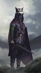 Bilder Krieger Total War: Arena Schwert