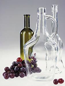 Bilder Wein Weintraube Flasche Lebensmittel