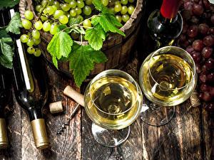 Bilder Wein Weintraube Flasche Weinglas