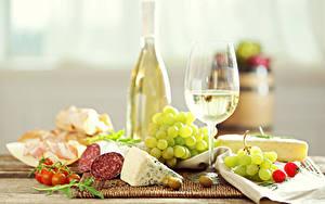 Bilder Wein Weintraube Käse Wurst Tomate Oliven Weinglas