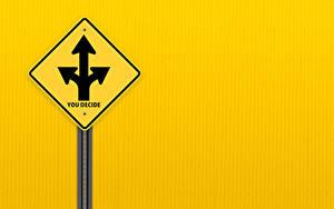 Bilder Pfeil (Symbol) Farbigen hintergrund sign