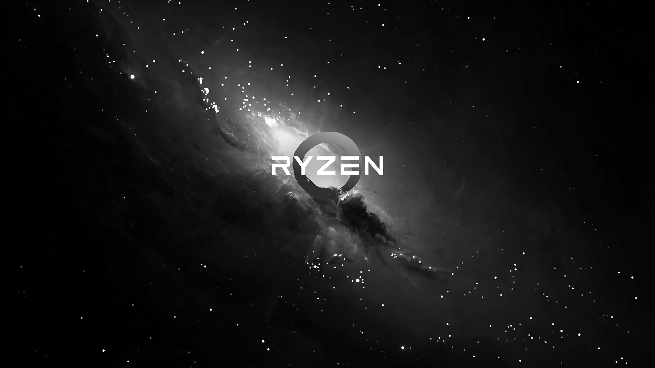 Å£ç´™ 2560x1440 Amd íゴエンブレム Ryzen Ǚ½é»' ³ンピューター Àウンロード ņ™çœŸ