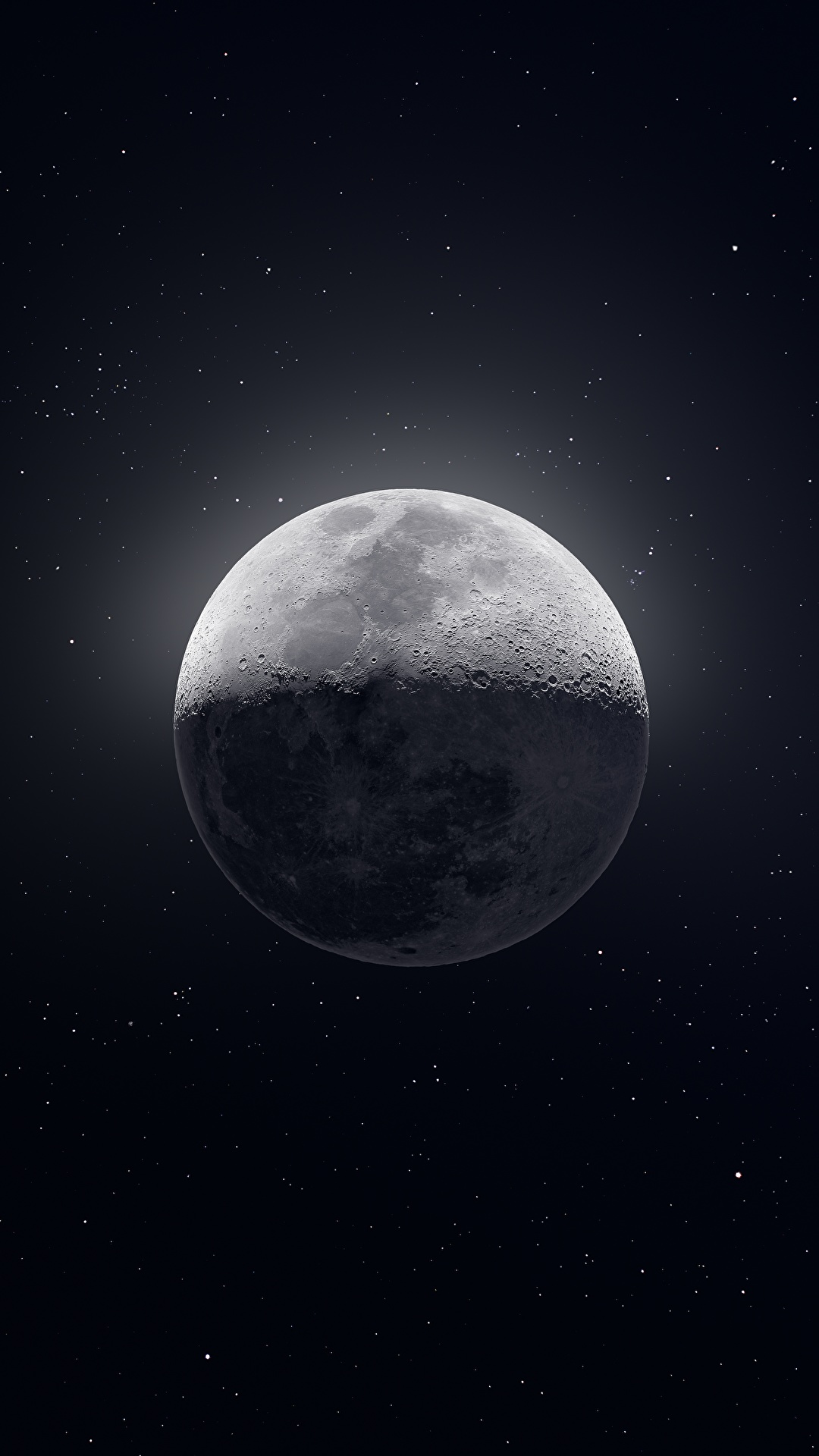 壁紙 1080x19 クローズアップ 月 宇宙空間 ダウンロード 写真