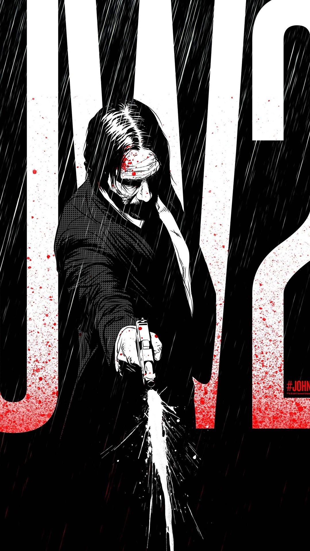 Fondos De Pantalla 1080x1920 Keanu Reeves Varón John Wick