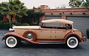 Pictures Chrysler Antique Side 1930 Chrysler 77 automobile