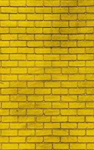 Bilder Textur Gelb Aus backsteinen