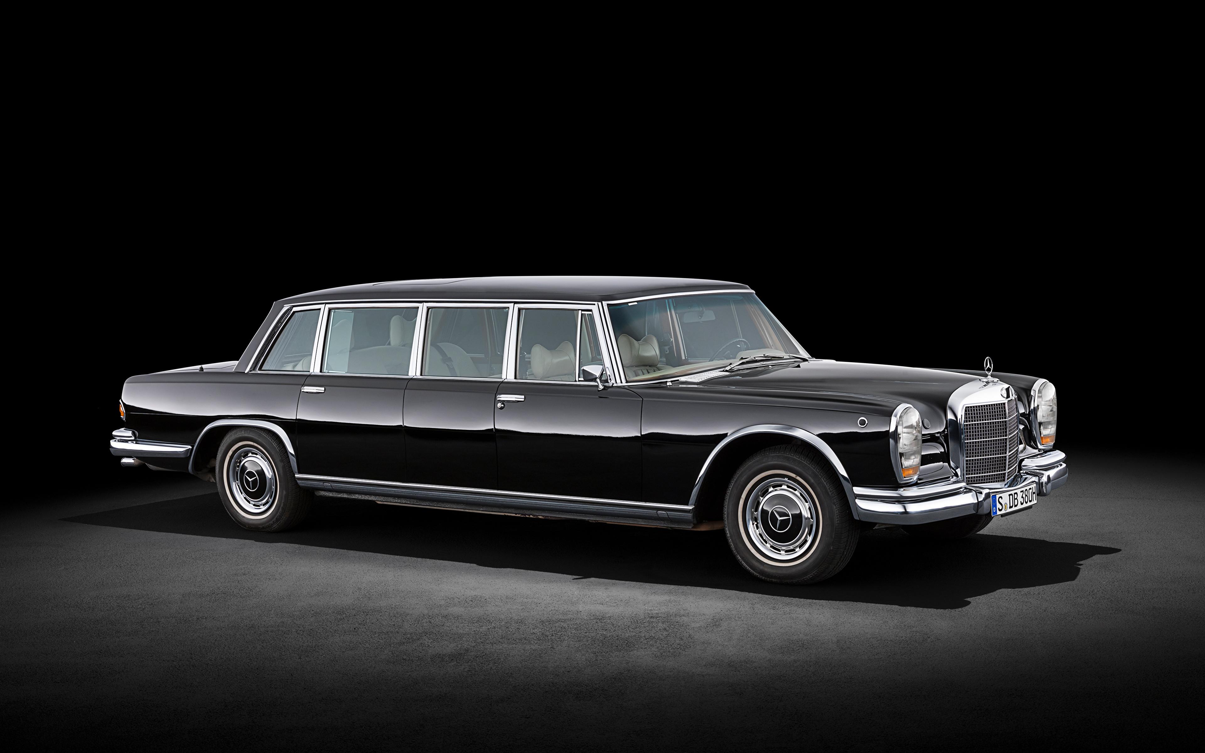 Bilder von Mercedes-Benz Seitlich automobil 3840x2400 auto Autos