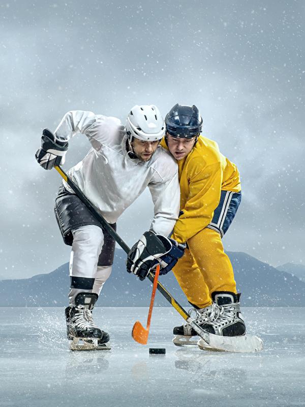 Hintergrundbilder Helm Mann Eis 2 Sport Hockey Uniform 600x800 Zwei