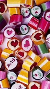 Bilder Süßware Bonbon Dauerlutscher Viel
