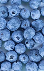 Desktop hintergrundbilder Textur Heidelbeeren Viel Lebensmittel