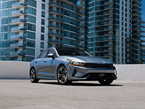 Pictures KIA Metallic K5 EX North America, 2020 automobile