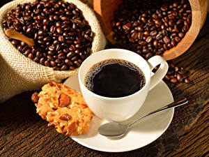 Hintergrundbilder Kaffee Kekse Getreide Tasse Löffel Lebensmittel