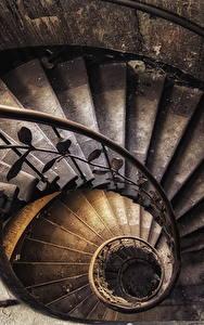 Bilder Antik Treppen Von oben