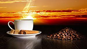 Hintergrundbilder Kaffee Zimt Tasse Getreide Zucker Dampf