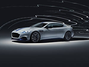 Images Aston Martin White 2019 Rapide E Worldwide automobile