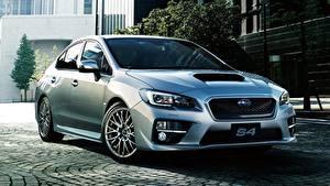 Hintergrundbilder Subaru 2014 WRX