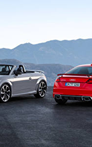 Pictures Audi 2 Metallic Roadster 2016 TT RS Roadster