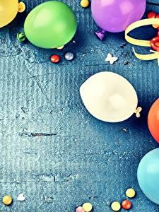 Hintergrundbilder Geburtstag Feiertage Luftballon Vorlage Grußkarte