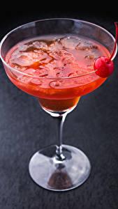 Fotos Alkoholische Getränke Cocktail Großansicht Weinglas das Essen
