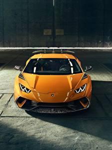 Bilder Lamborghini Gelb 2018 Performante Novitec Huracan Autos