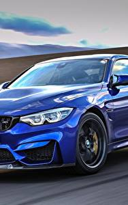 Pictures BMW Metallic Motion Blue 2017 M4 CS Worldwide auto
