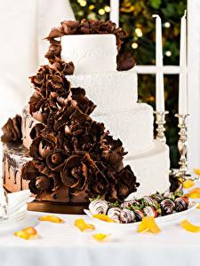 Bilder Süßigkeiten Torte Schokolade Bonbon