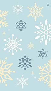 Bilder Textur Schneeflocken