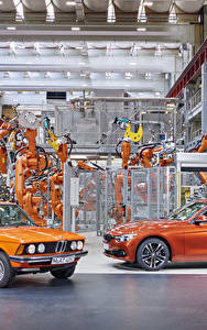 Pictures BMW Orange 2 Metallic Factory 1975-2017 3 Series