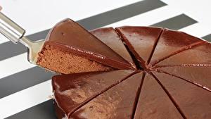 Bilder Torte Schokolade Stück Lebensmittel