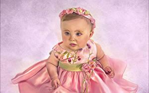 Hintergrundbilder Kleine Mädchen Kleid Kinder
