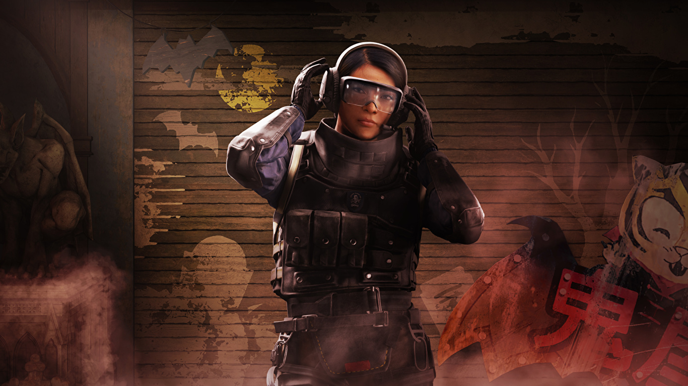 Photos Tom Clancy S Rainbow Six Siege Headphones Operation 1366x768