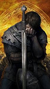 Hintergrundbilder Krieger Kingdom Come: Deliverance Schwert Rüstung Henry Fantasy